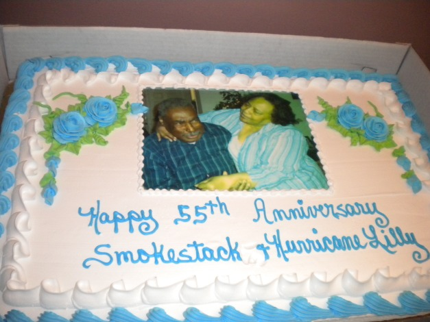 Parents 55th Anniversary
