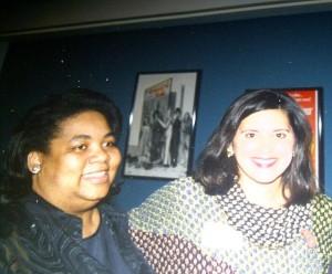Me and Senator Gretchen Whitmer